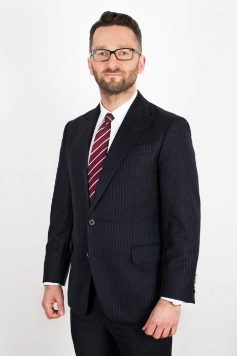Konrad Wiśniowski - Prezes Zarządu GRENKELEASING SP. Z O.O