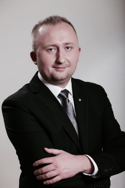 Tobiasz Jankowski, CEO Navitel Europe
