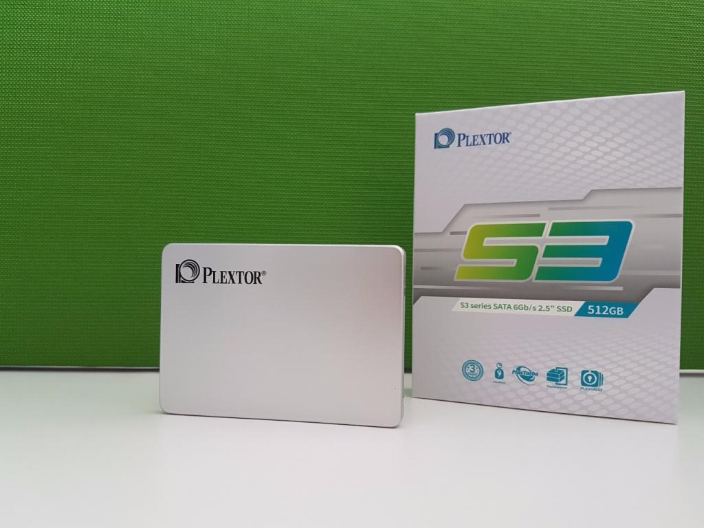 SSD Plextor EX1