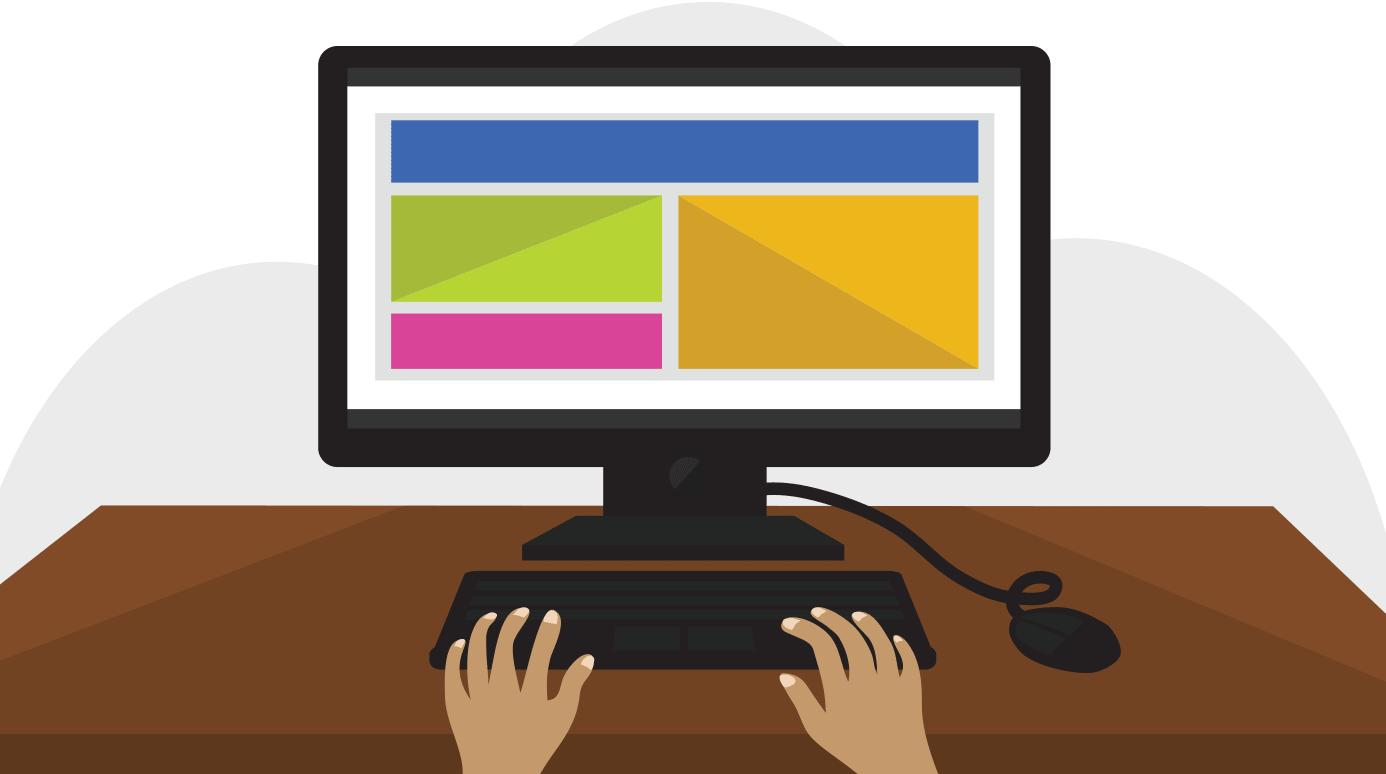 monitor ikona