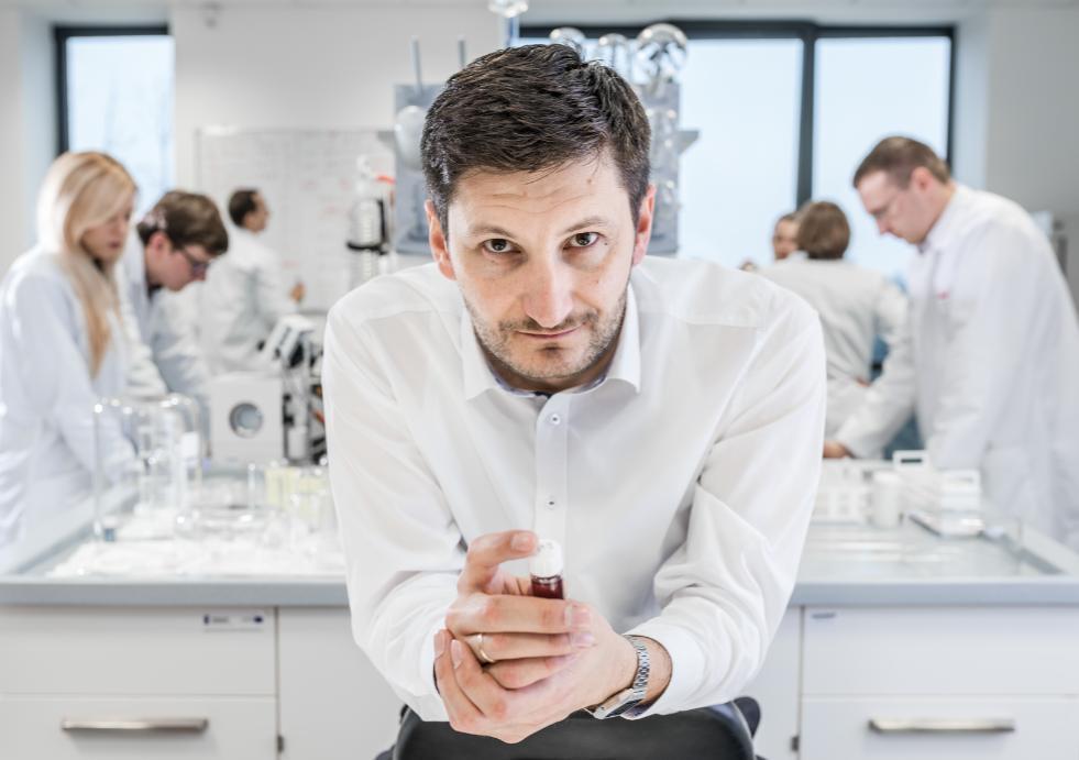 Filip Granek, CEO XTPL