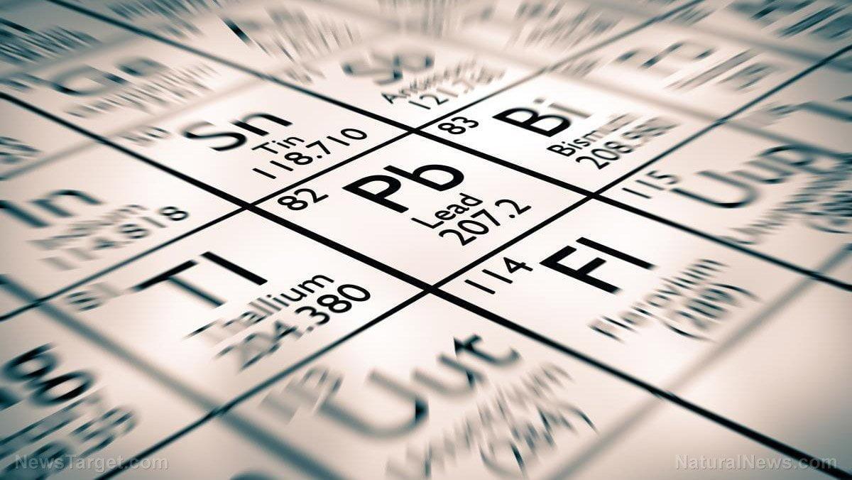 Focus Lead Chemical Element