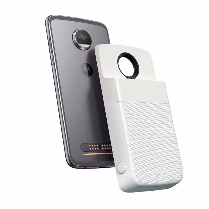 Moto Mod Polaroid Insta-Share