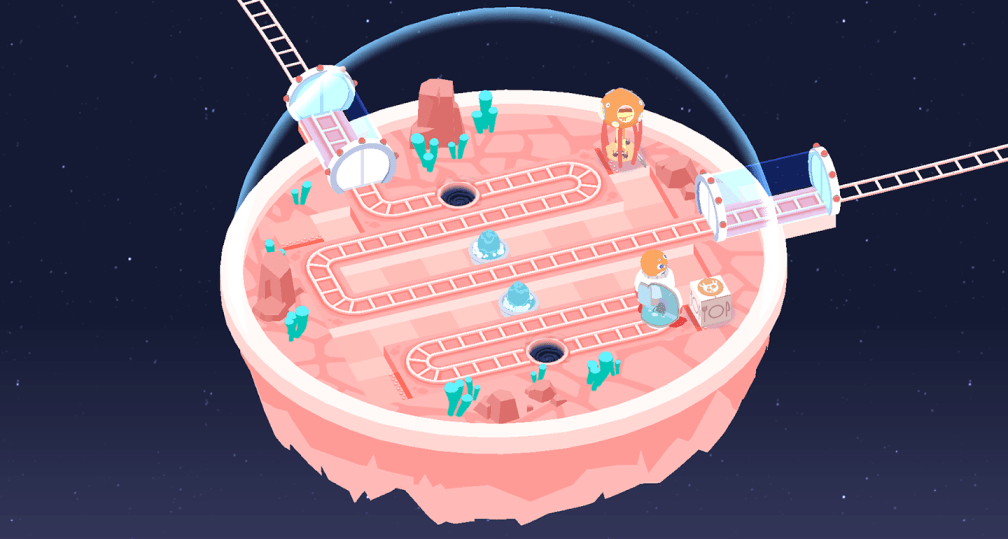 7 Cosmic Express