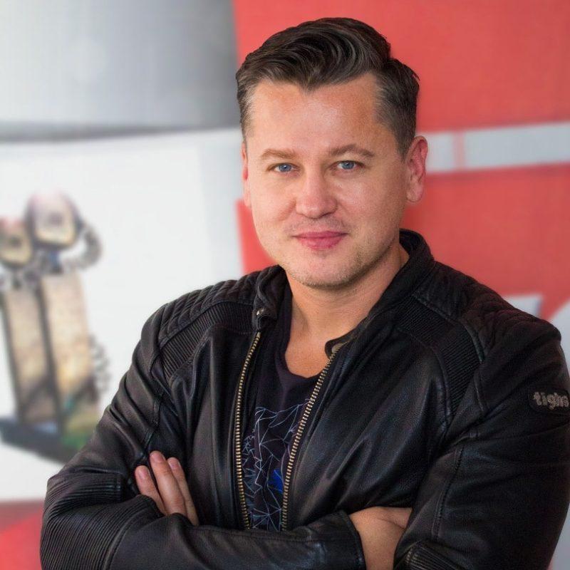 Tomasz Cieślak, MIT MEDIA