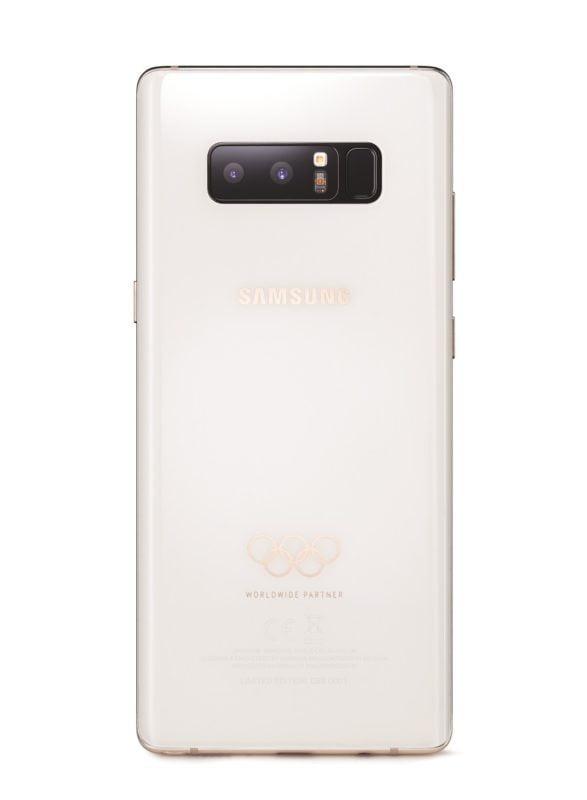 Galaxy S8 Pjongczang