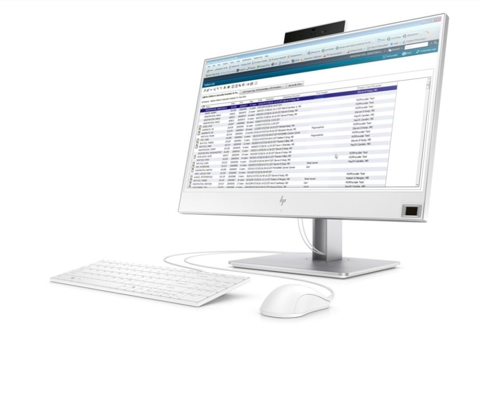 HP EliteOne 800 G4 23.8 Healthcare Edition AiO