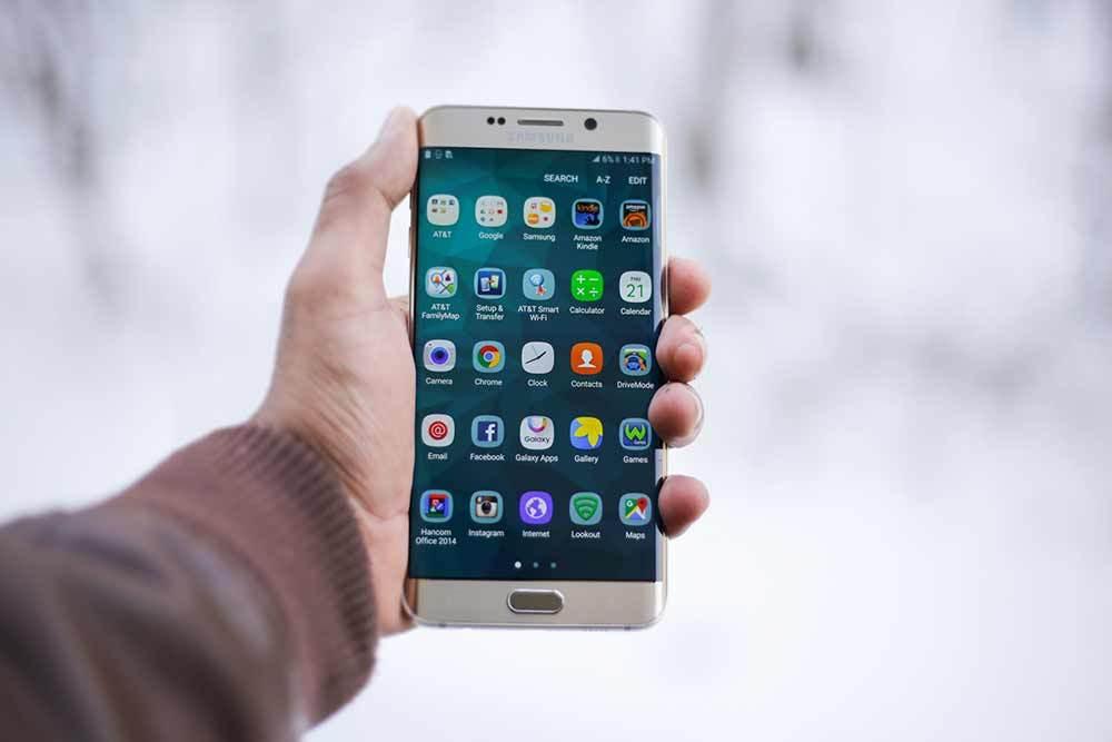 smartfon, samsung