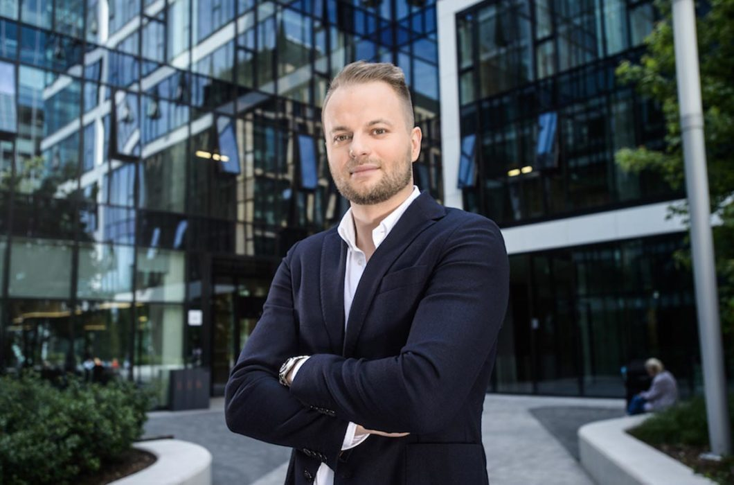 Karol Sadaj, Country Manager, Revolut w Polsce