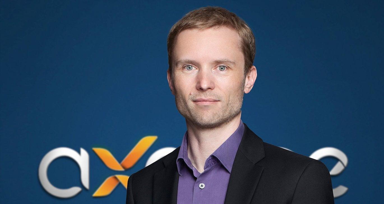 Grzegorz Oleksy, Prezes Axence