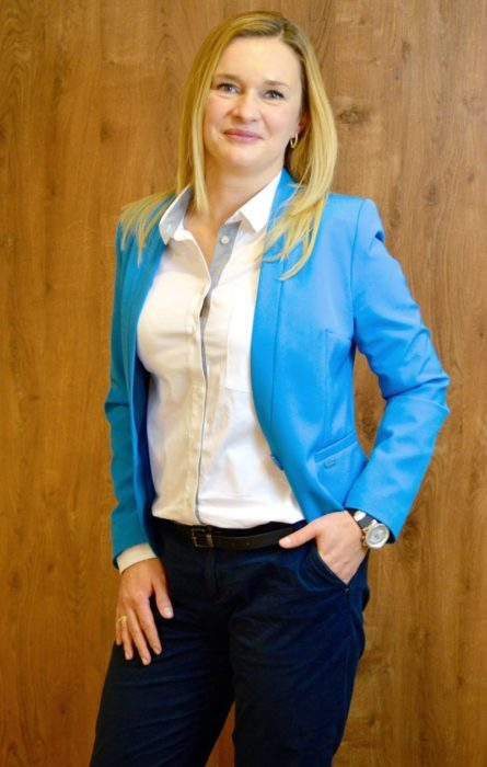 Sharp Sylwia Adamczyk