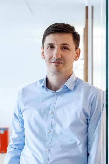 Marcin Piwowarczyk Strix Poland