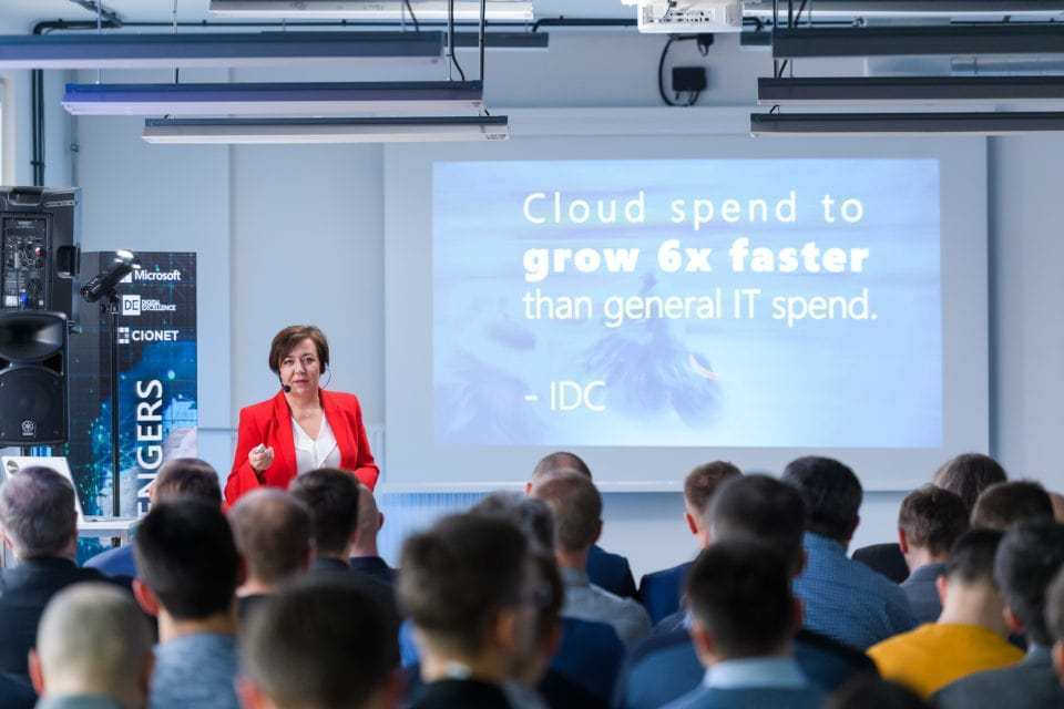 Cloud Microsoft