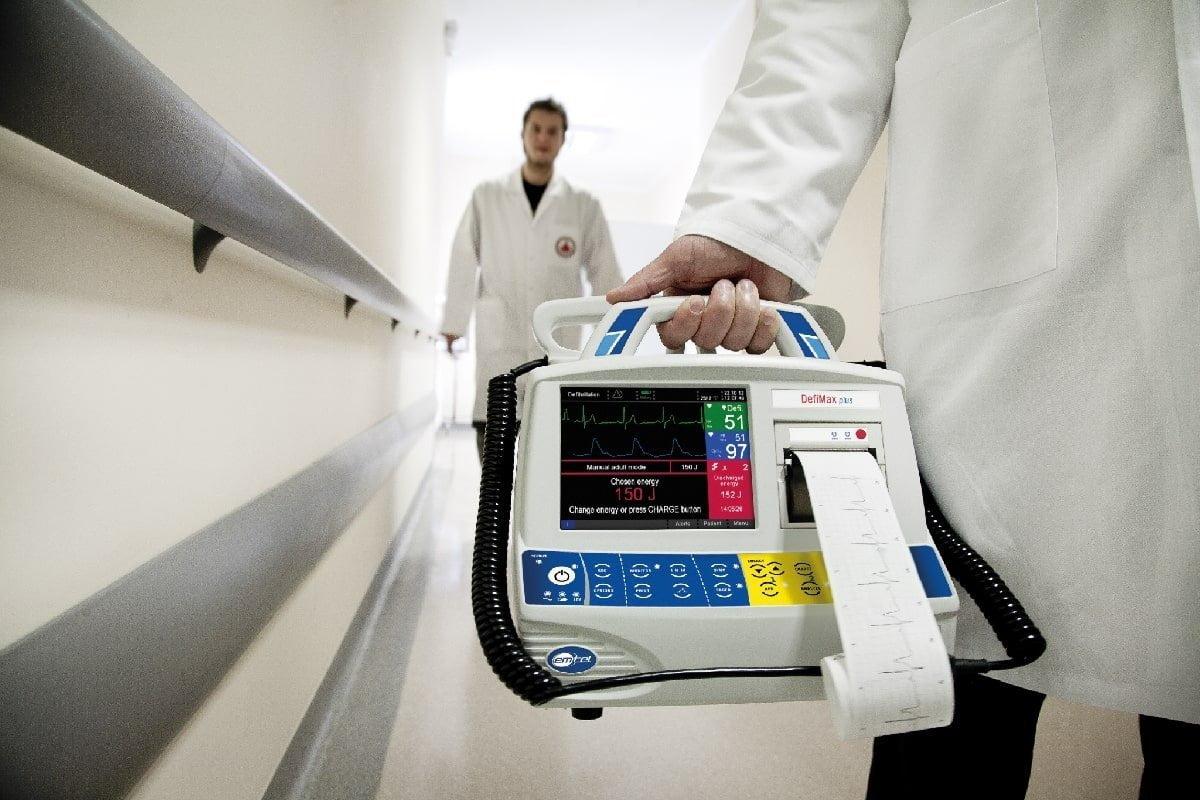 defibrylator medycyna