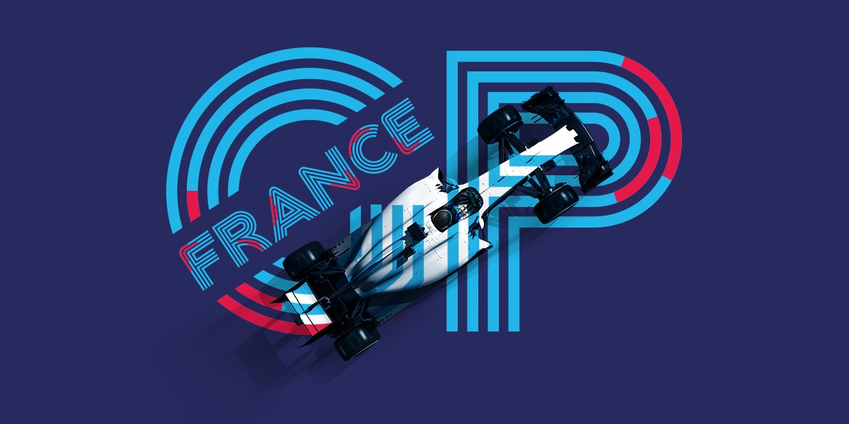 Grand Prixde France Formula1
