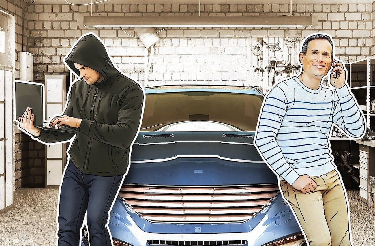 motoryzacja, cyberbezpieczeństwo, auto