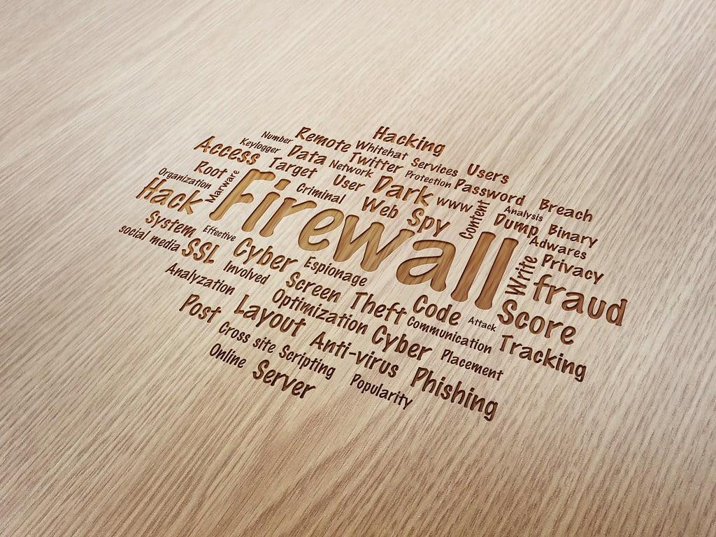 firewall, cyberbezpieczeństwo, sieć, zapora