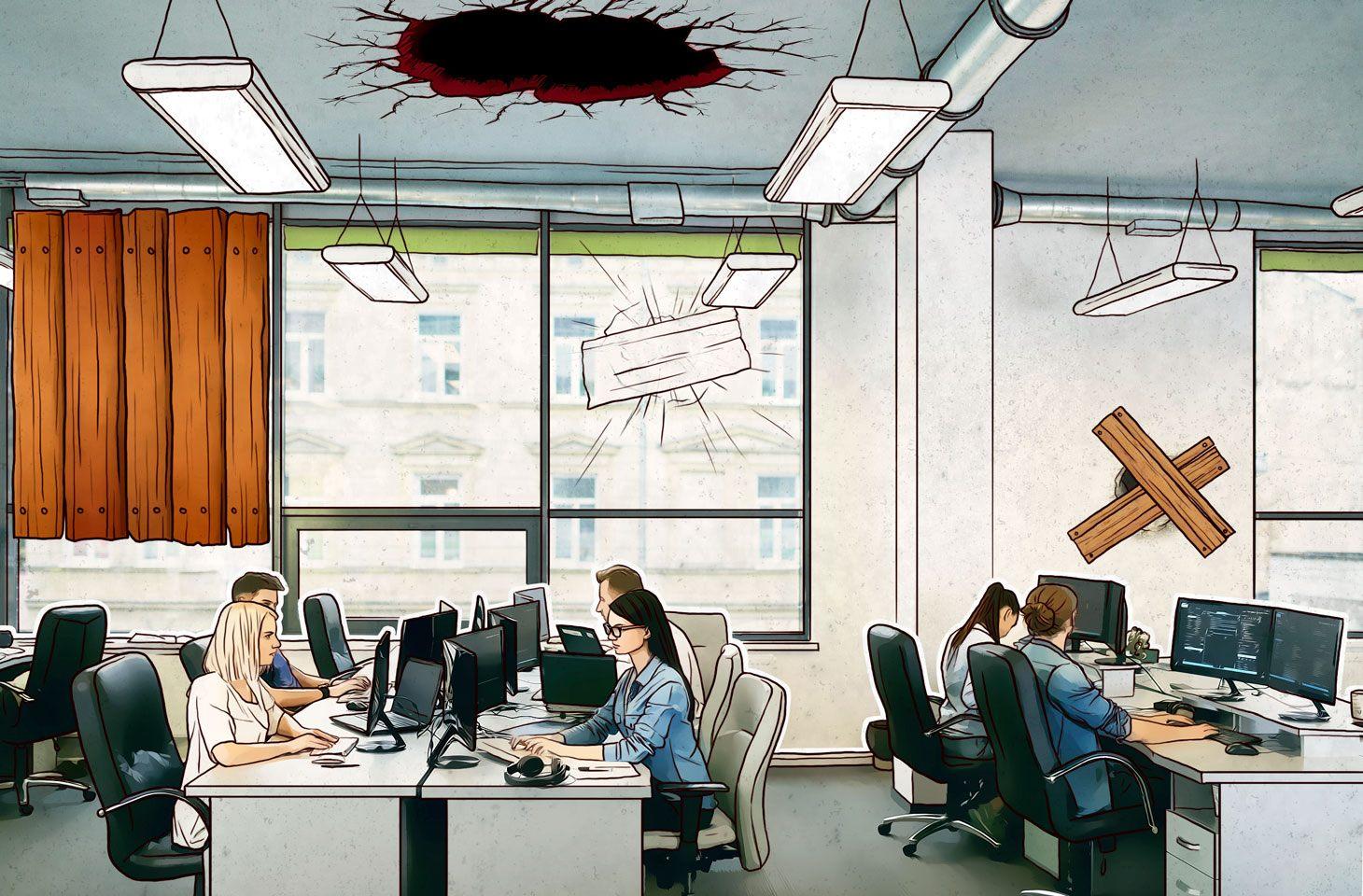 system, cyberbezpieczeństwo, firma