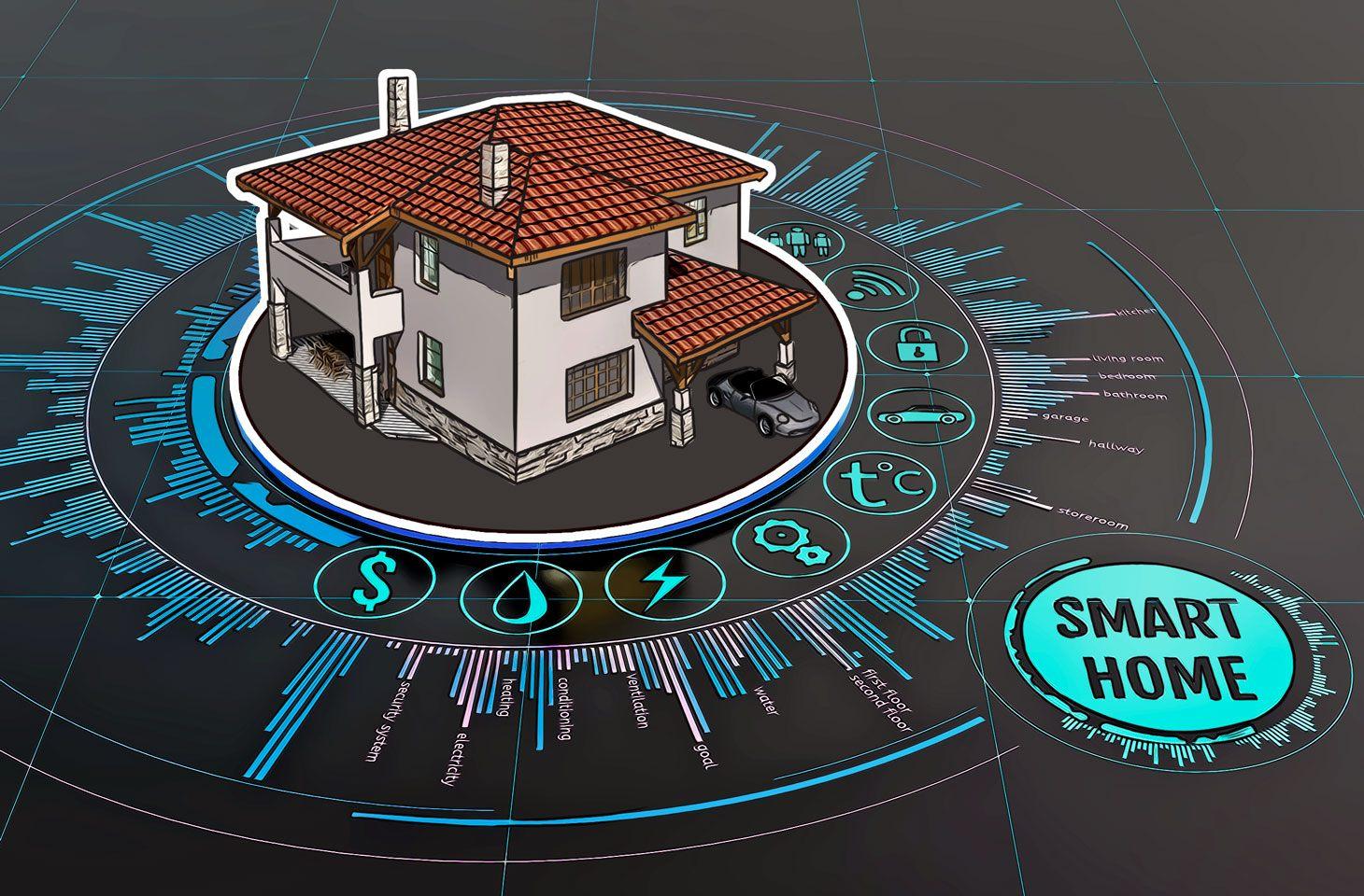 iot, smart home