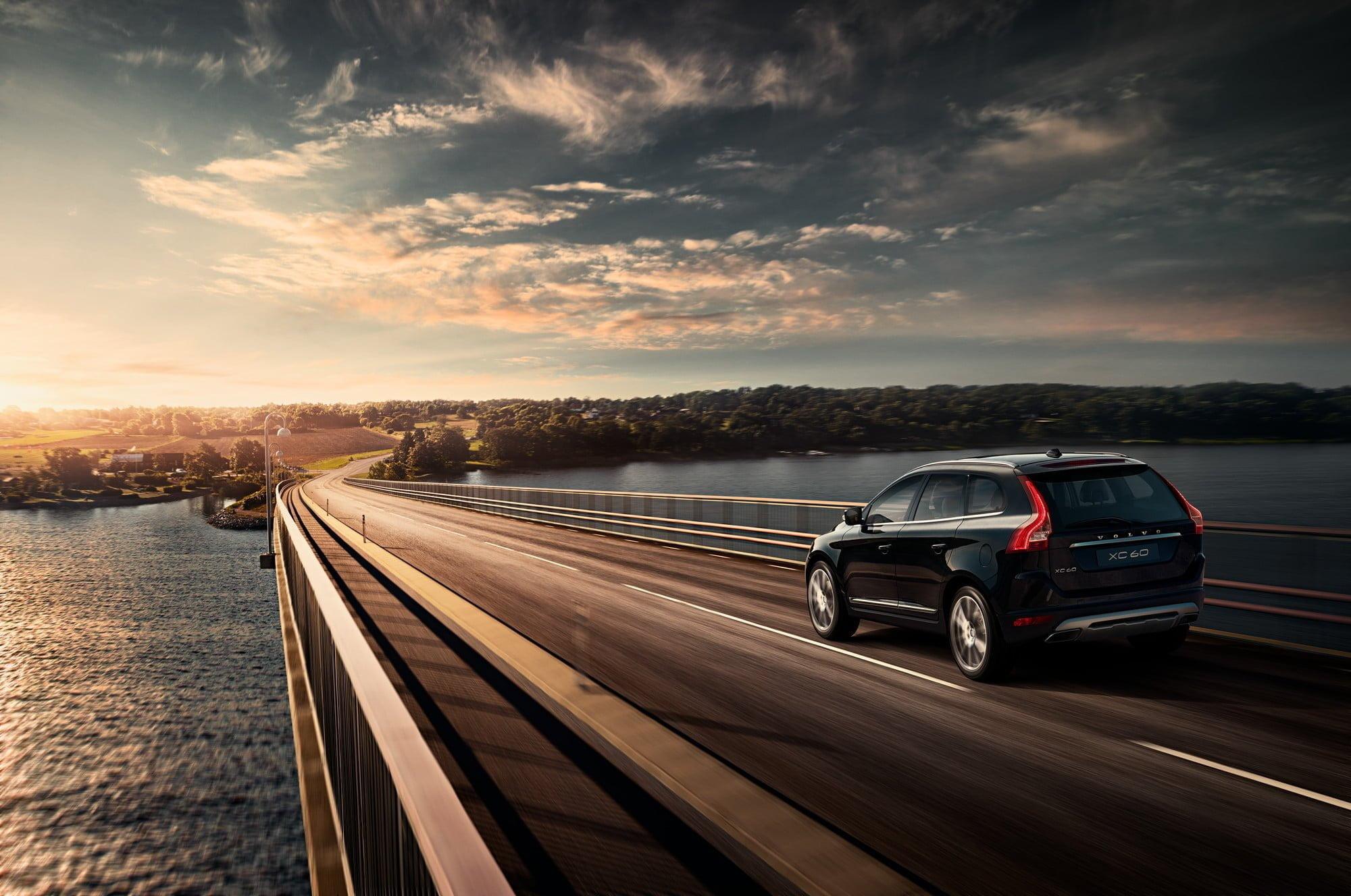 Volvo XC60, suv