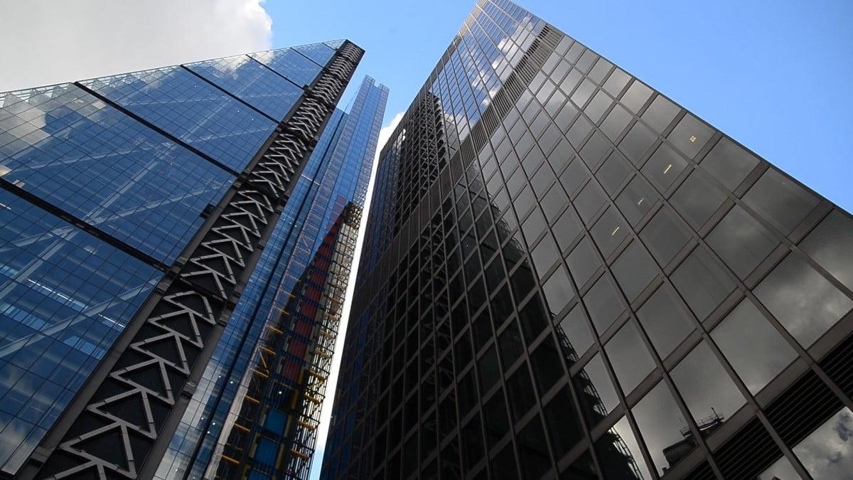 biuro, office, londyn