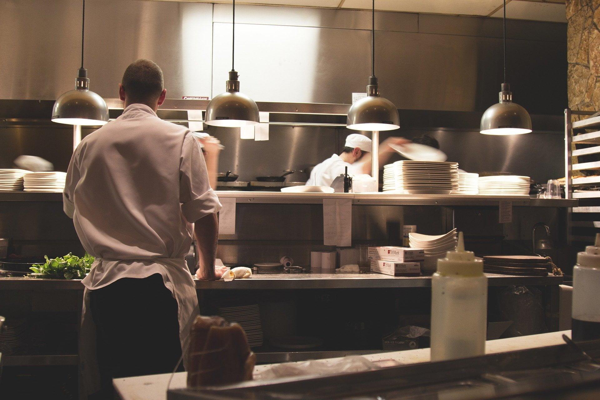 restauracja, biznes, kuchnia