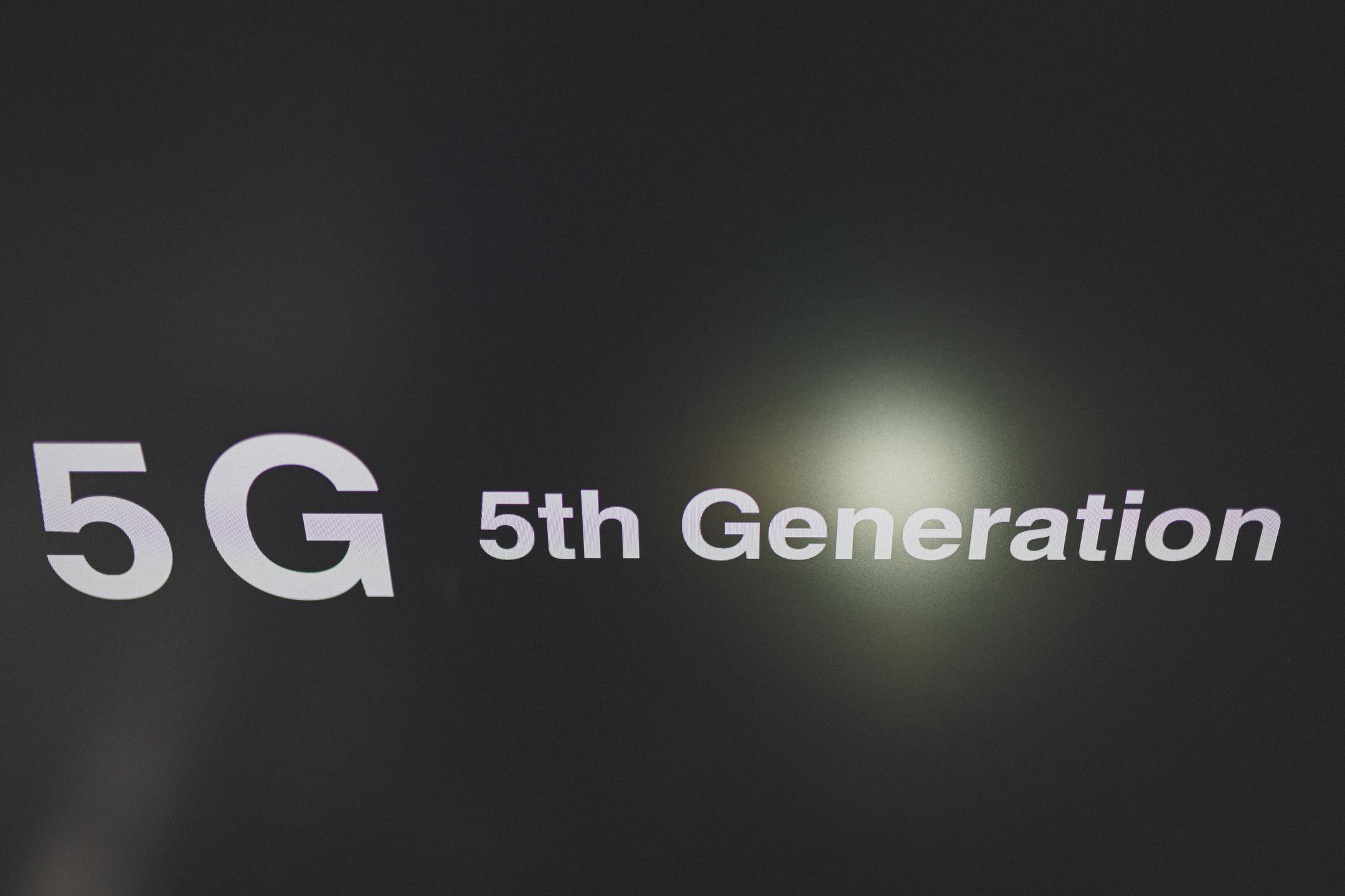 5g, sieć