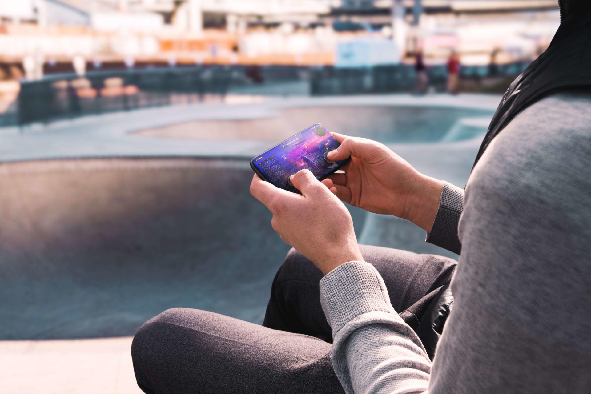smartfon, konsument