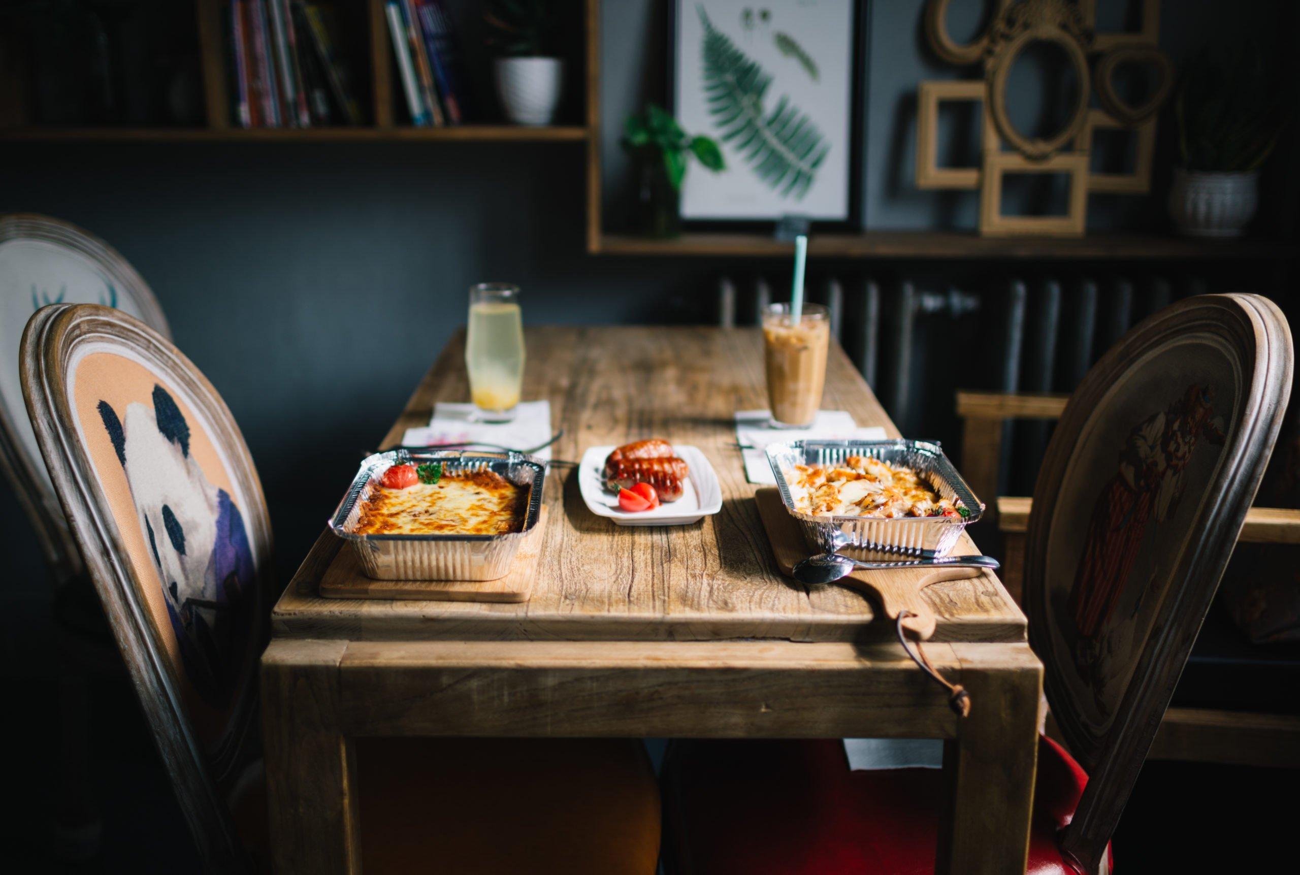 jedzenie, żywność, opakowania