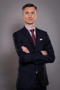 Mateusz Maciejewski, HPE