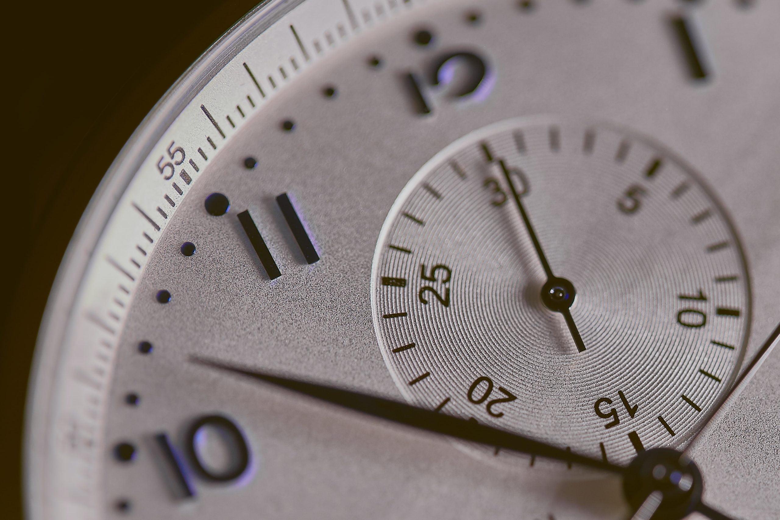 Czas, zegar
