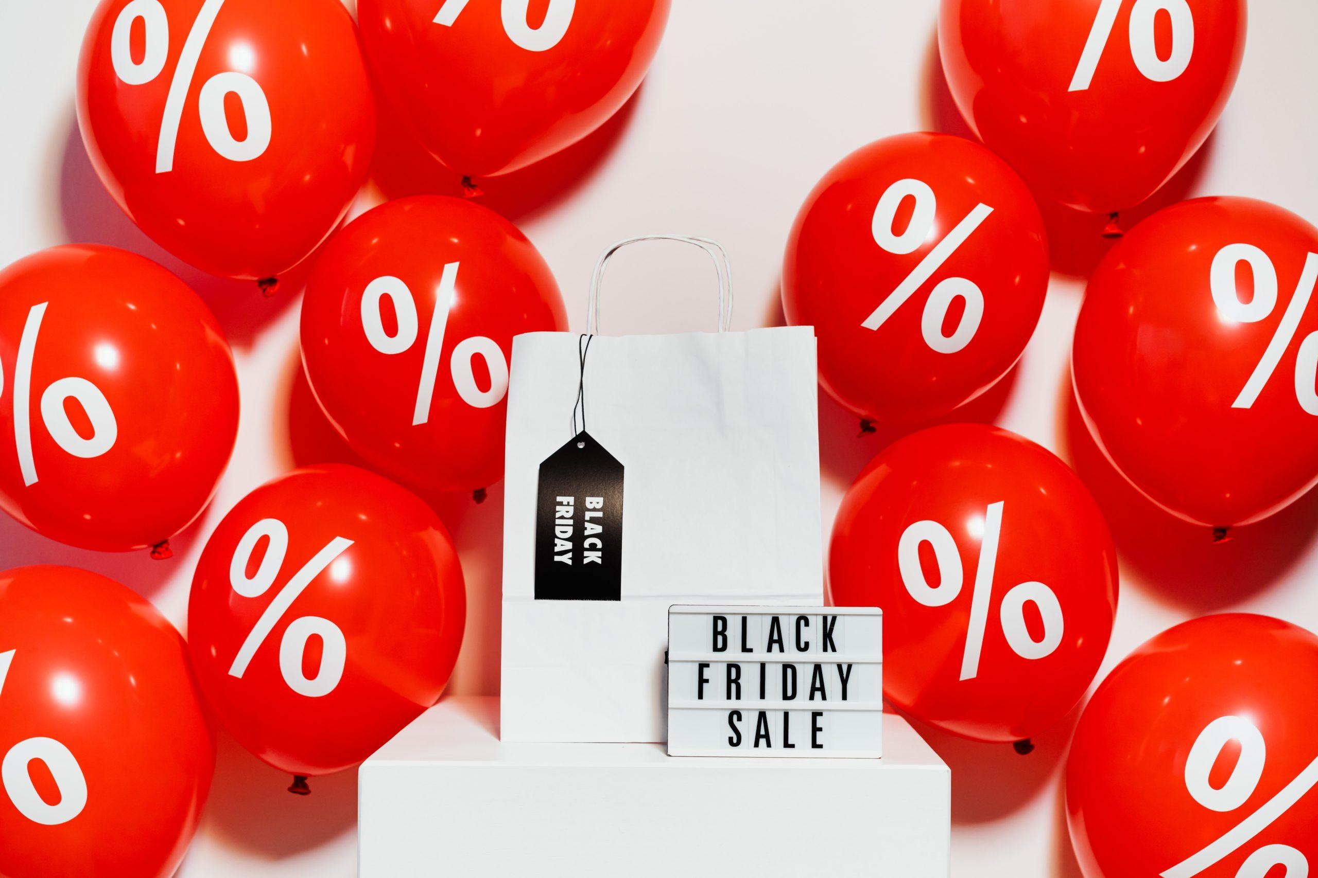 Black Friday, wyprzedaż