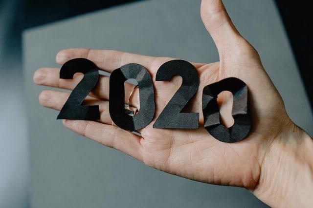 2020, kalendarz
