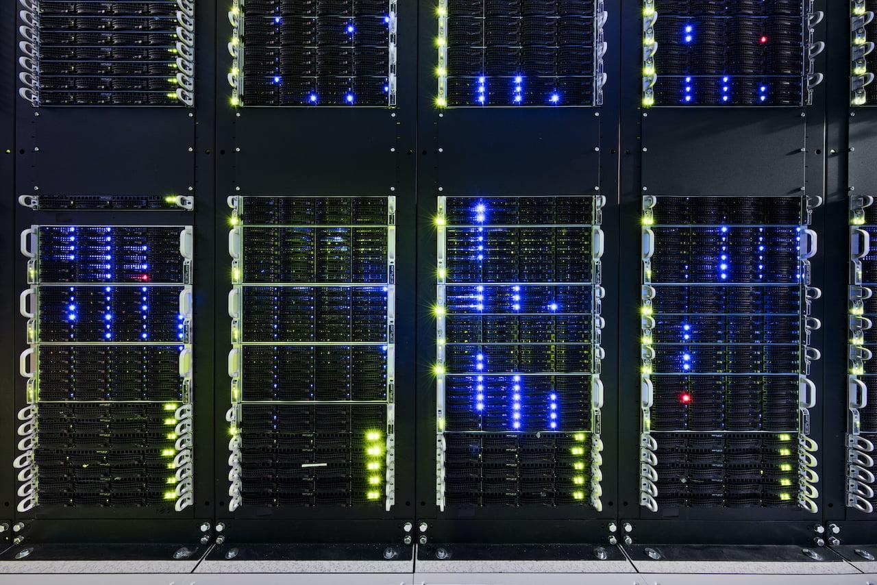 data center, IBM