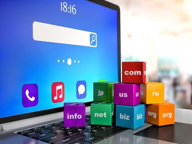 technologia, hosting