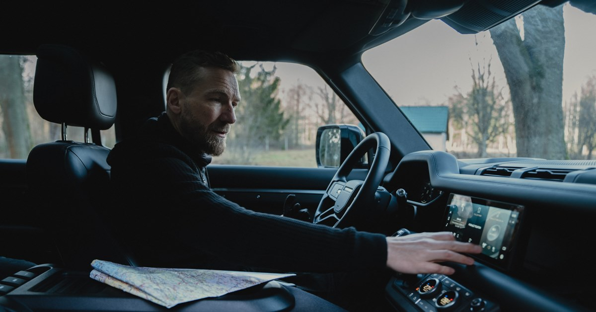 Kossakowski, Land Rover