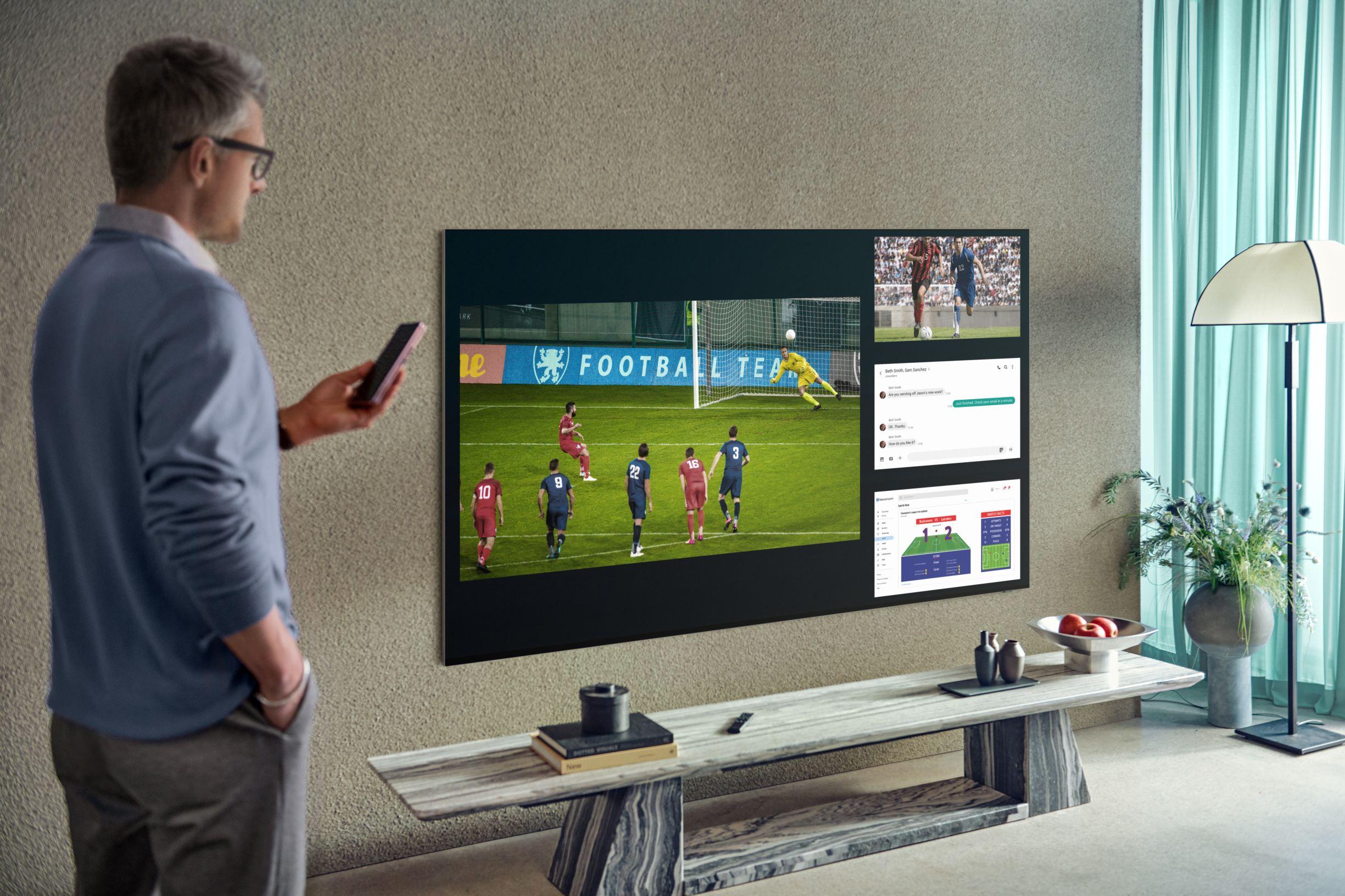 Samsung, telewizor