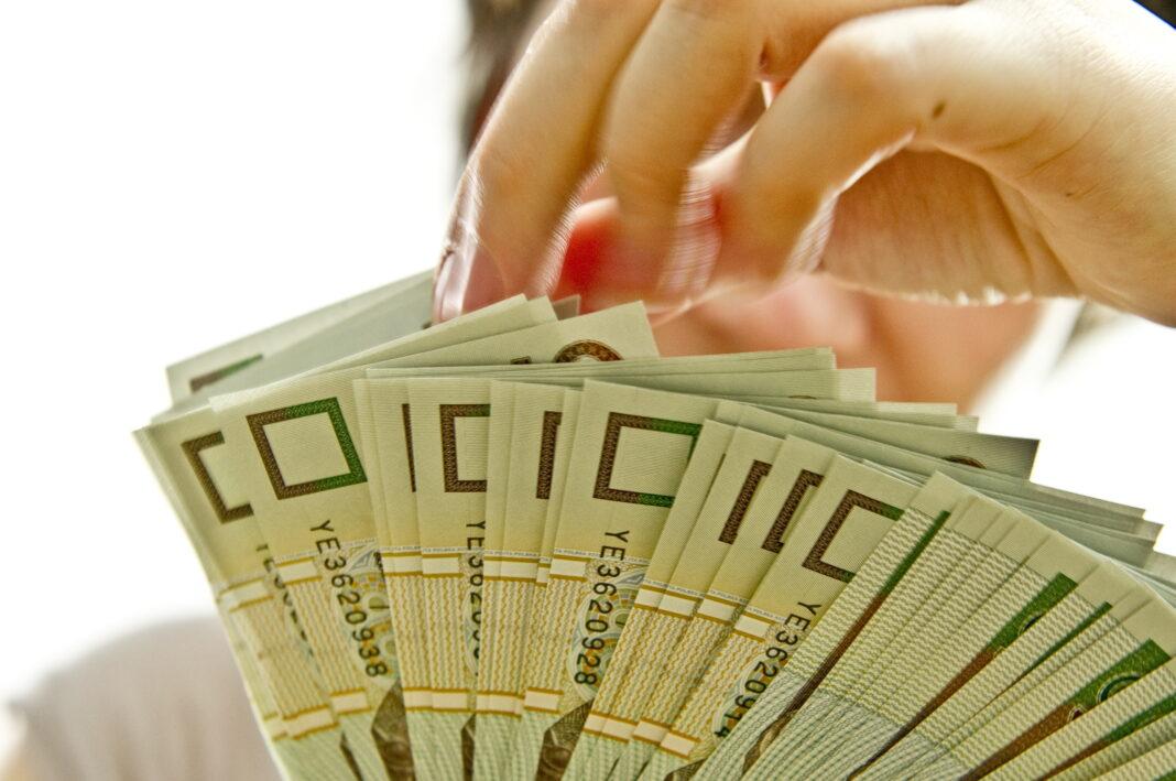 składka od prezesów, pieniądze