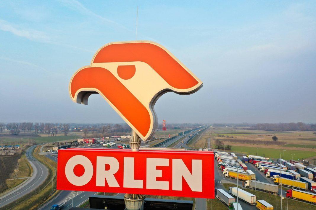 brand, Orlen