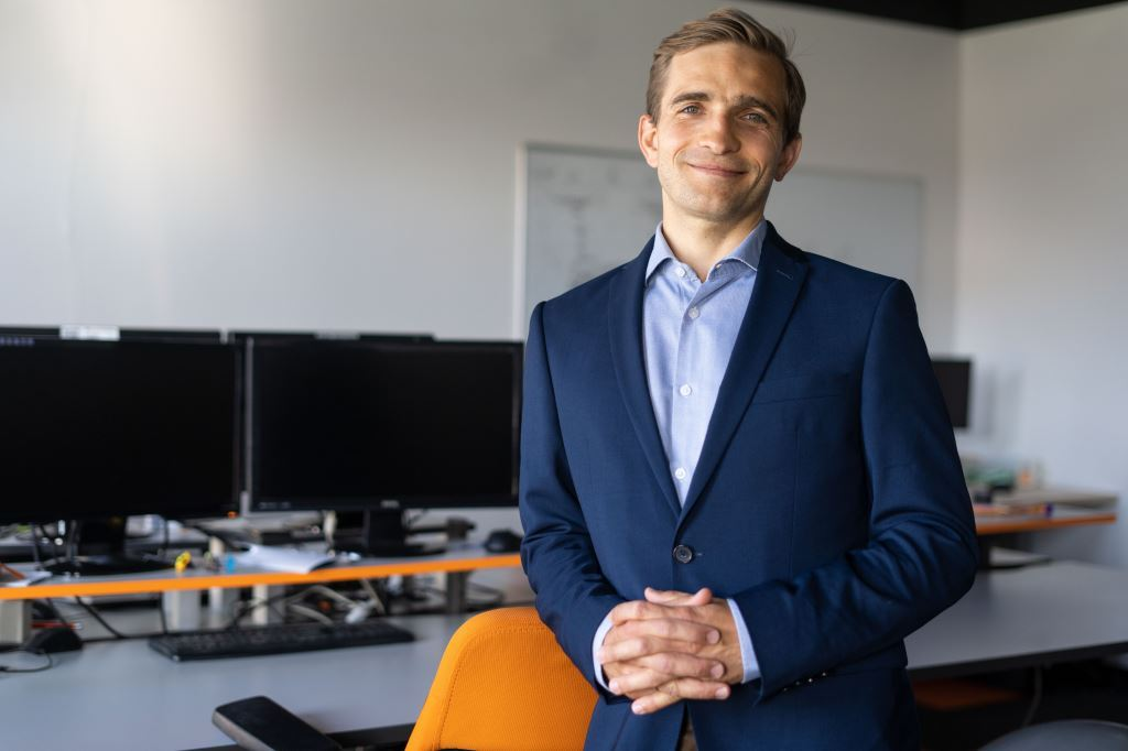 Krzysztof Szabelski, Head of Technology w Future Processing