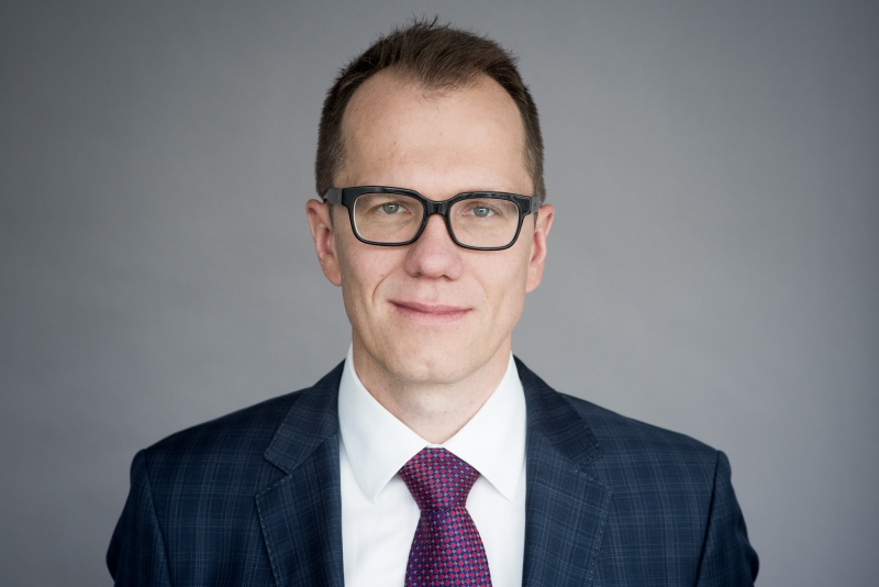 Jakub Jadziewicz, Członek Zarządu Alians OZE.