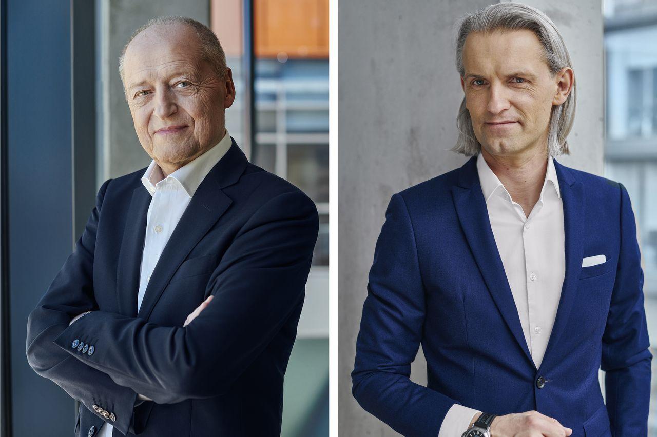 Atende, Roman Szwed, Marcin Petrykowski
