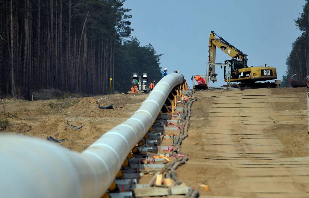 gazociąg, gaz, Baltic Pipe