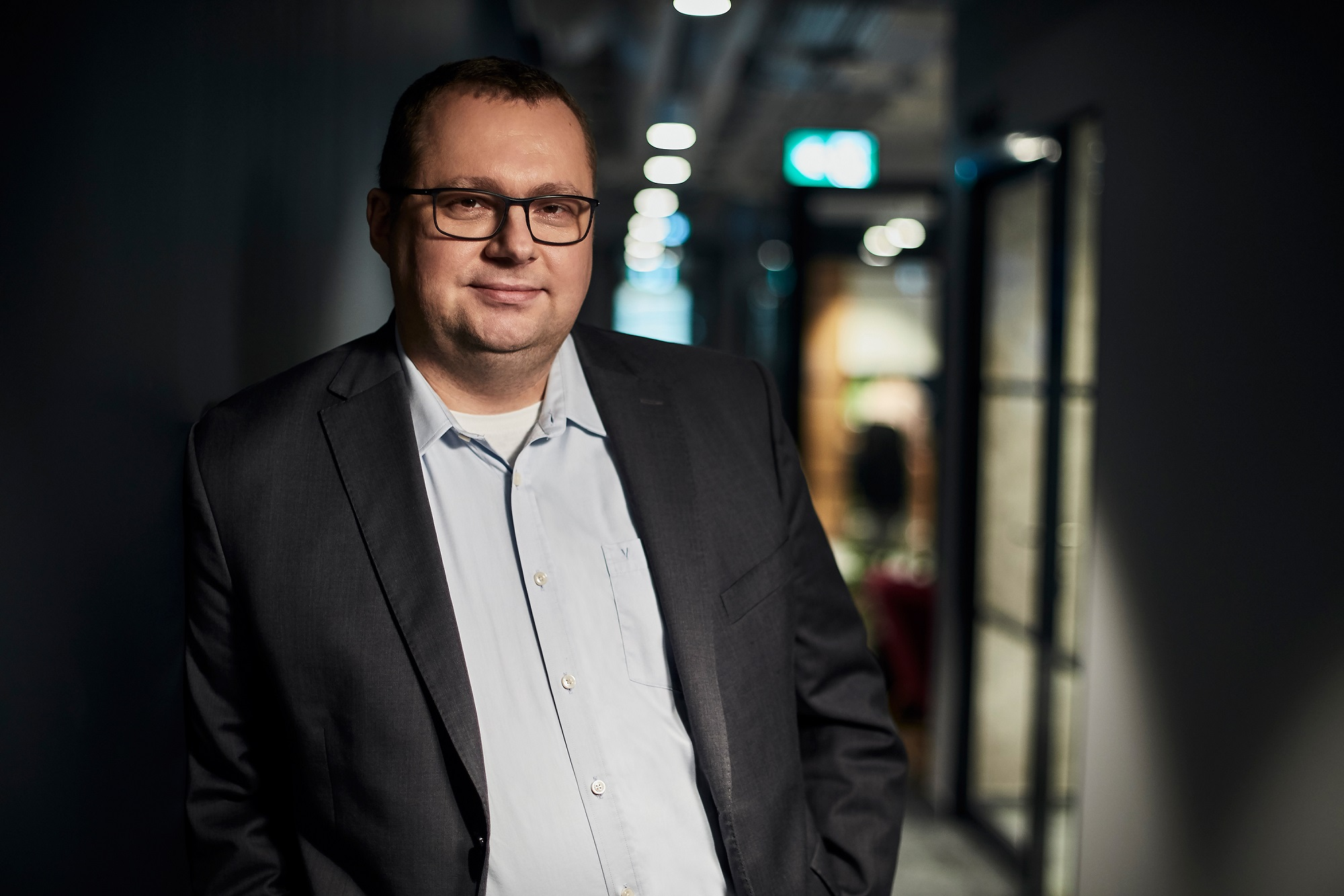 Jacek Chmiel, dyrektor Avenga Labs, chmura