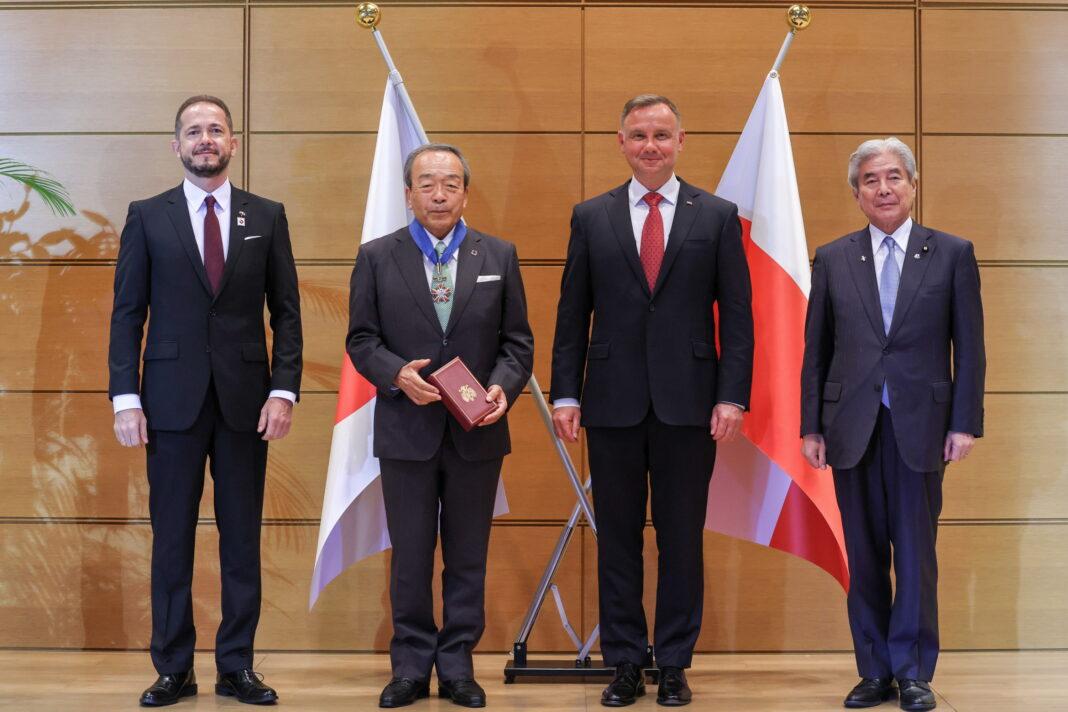 Prezydent, Japonia