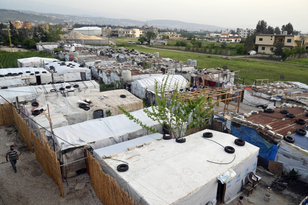 upał, Syria