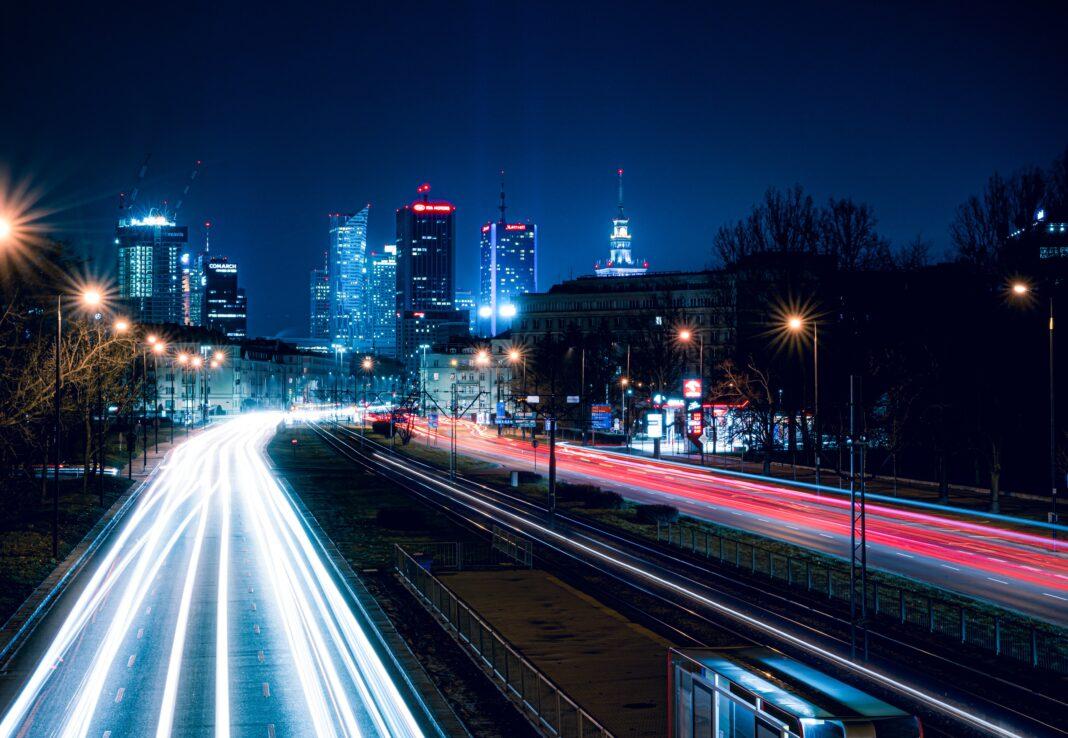 Warszawa, sukces, miasto, polska
